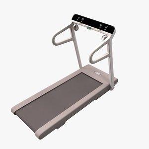 gym myrun cardio 3d model