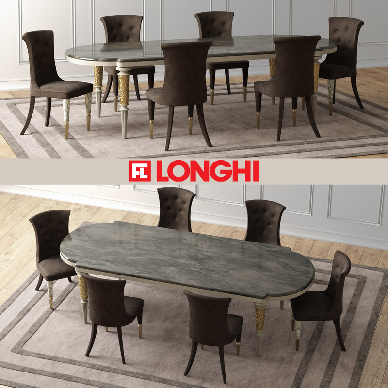 fratelli layton table marion 3d max