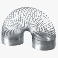 Metal Slinky 01