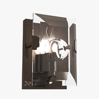 sconce light kalco giada max