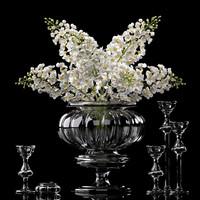 Flower vase set 6