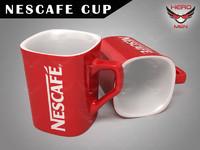 nescafe cup 3d model