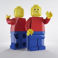 Lego Basic Man