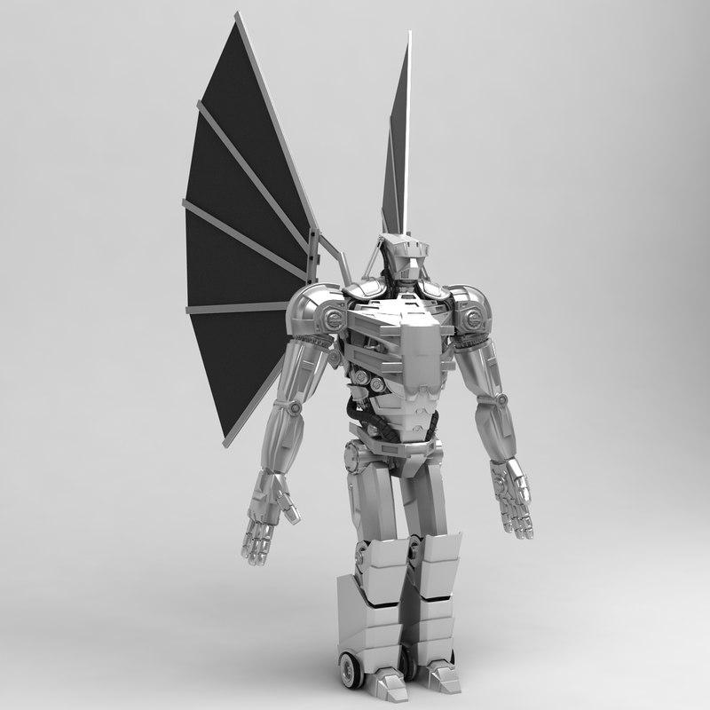 max mech robot