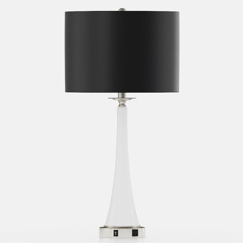 excelsior table lamp 3d 3ds
