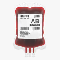 3d max blood bag