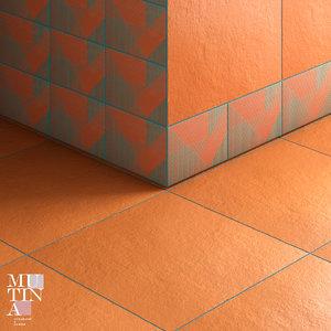 tierras set - floor wall 3d max