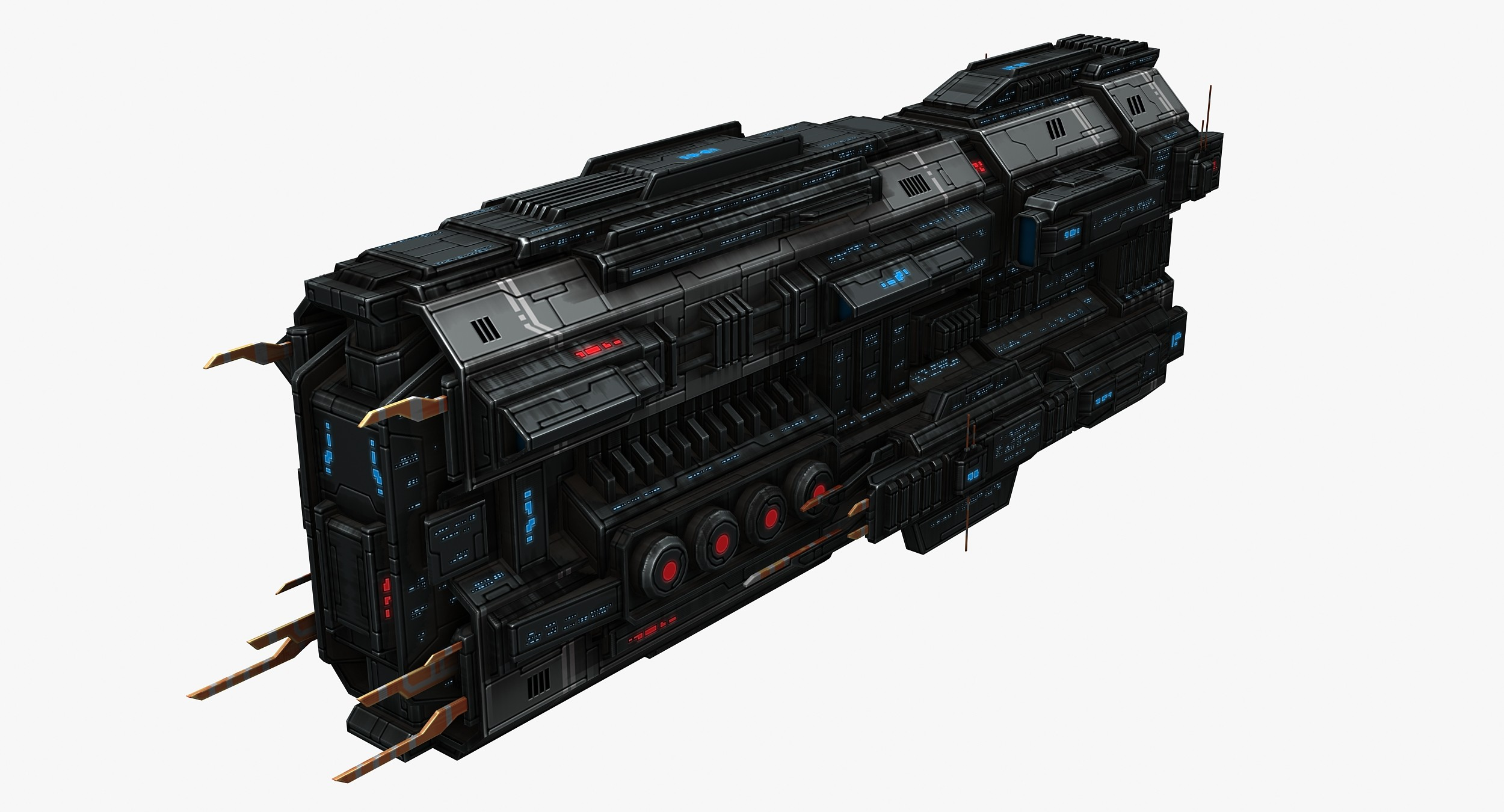 max massive battleship ship
