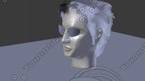 matrix neo head 3ds free