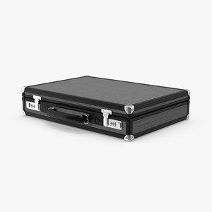 3d briefcase case model