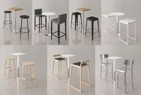 Bar Chair & Table