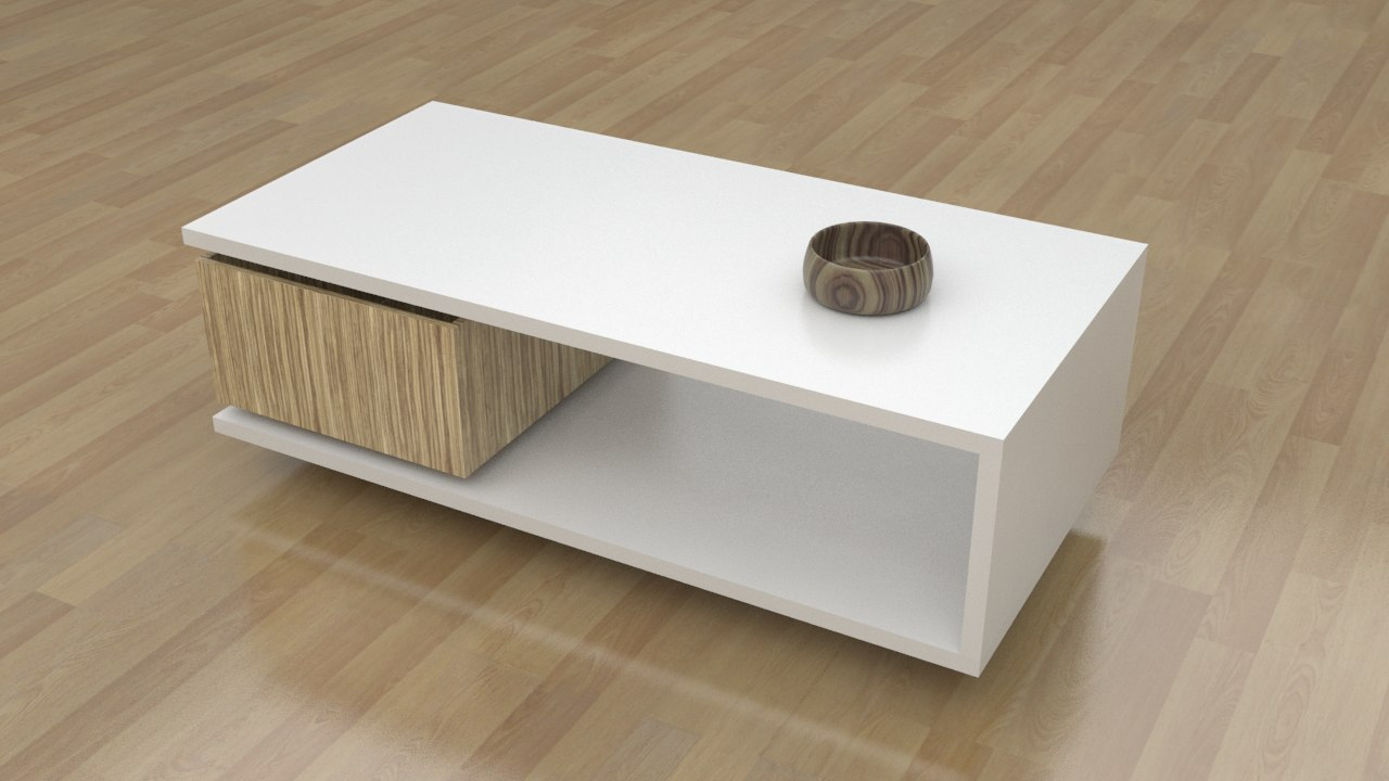 bridgetown coffee table 3ds