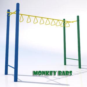 monkey bars 3ds