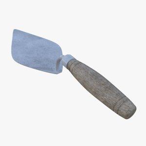 obj palette knife