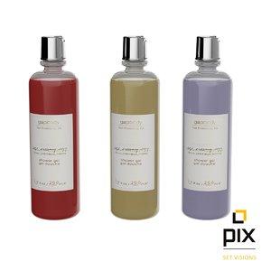 max photorealistic shower gel
