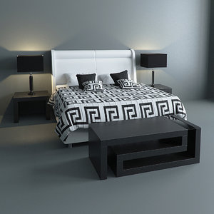 max versace bed set