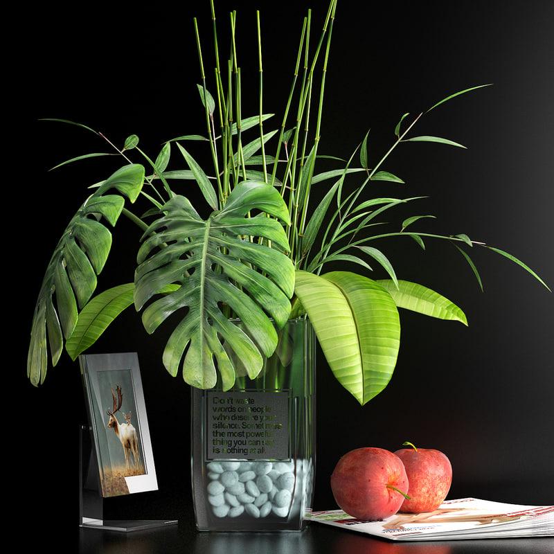 decorative vase set 7 max