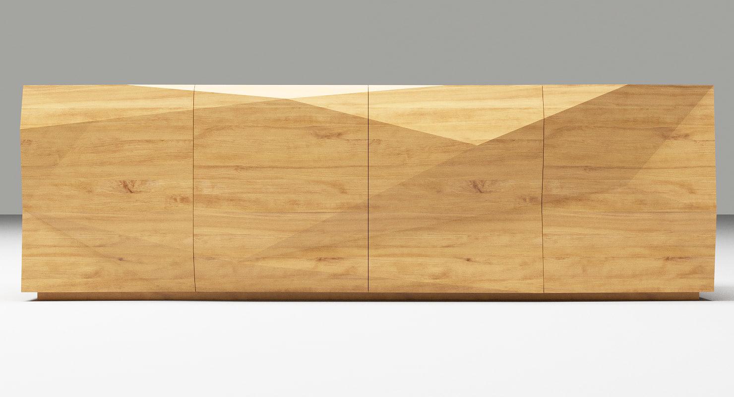 design ferruccio laviani 3d max