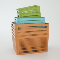 plastic boxes 3d max