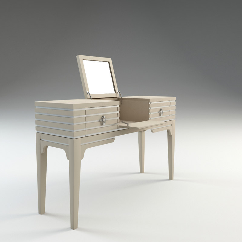 3d stein vanity set