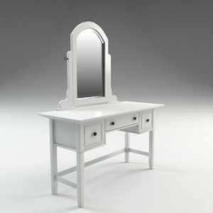 3ds bedroom vanity set