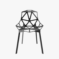 magis chair 3d model