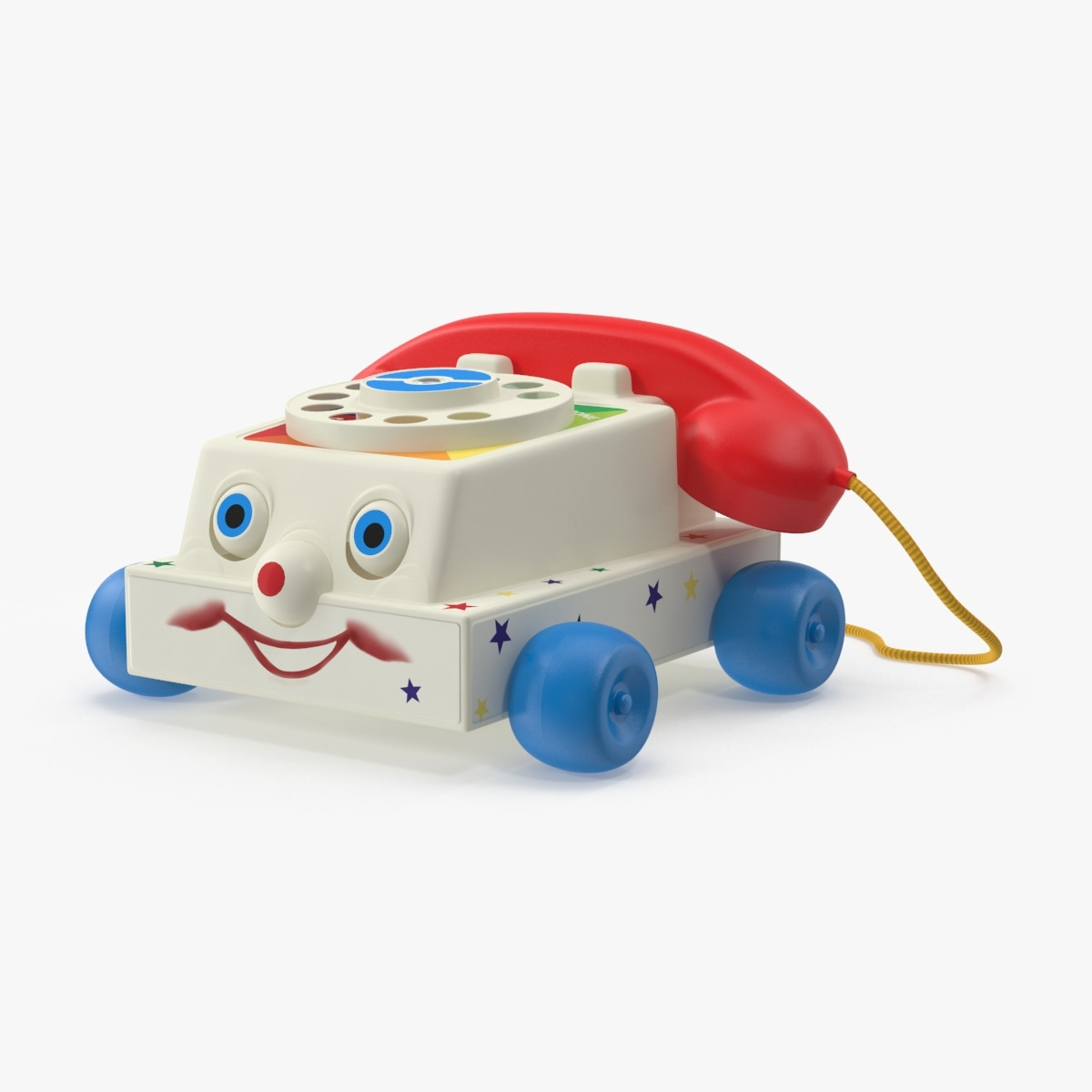 vintage fisher price chatter 3d max