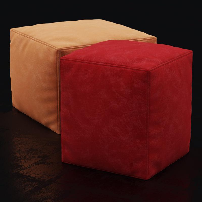 3ds pouf istanbul baxter