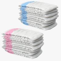 3d diaper model