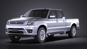 3d 2015 pickup generic model