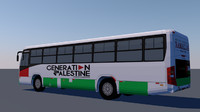 bus palestine 3ds