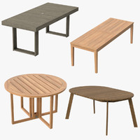 Patio Dinning Tables Collection