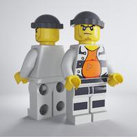 lego criminal max