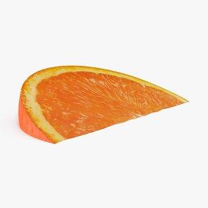 max tangerine slice