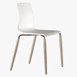 chair natural alice scab max