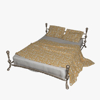 Wrought Iron Bed_2