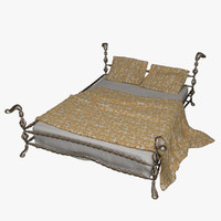 Wrought Iron Bed_1