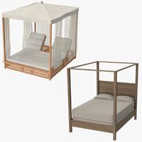 outdoor beds design max