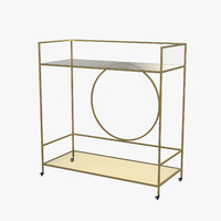 3ds alsager serving cart house