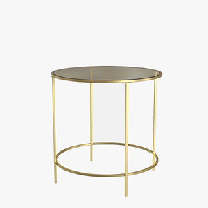 3d end table alsager