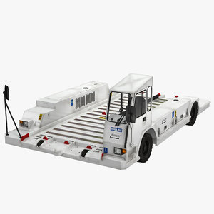 container pallet transporter pulsar 3d 3ds