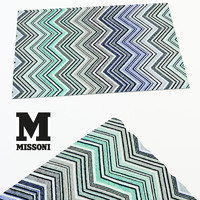 carpet missoni home 3d max
