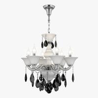 3d chandelier 881060 md89189-6 bianca
