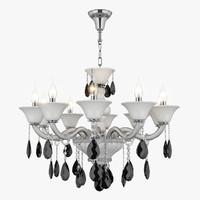 chandelier 881100 md89189-10 bianca 3d model