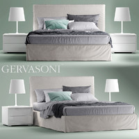 3d bett gervasoni ghost model