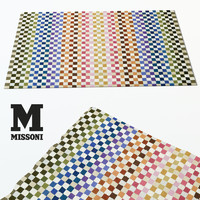 3d model carpet missoni home