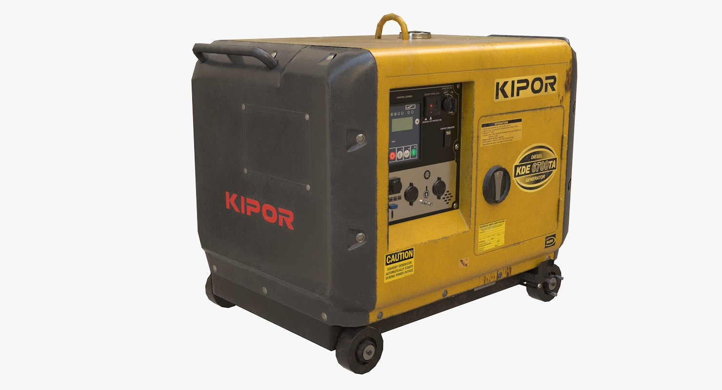max kipor diesel generator