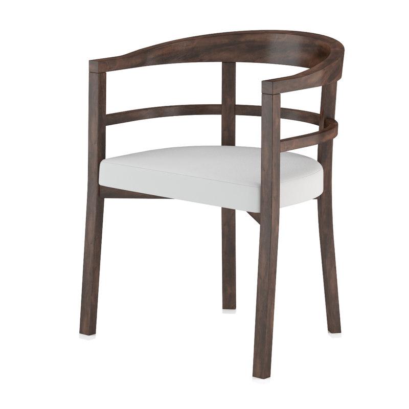 3d chair 07 model