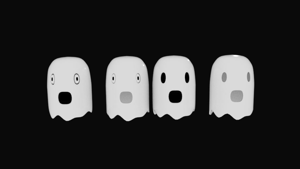 3ds cylinder ghost