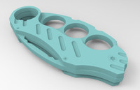 Knuckle & STL & 3d model for 3d printing & 3D print model